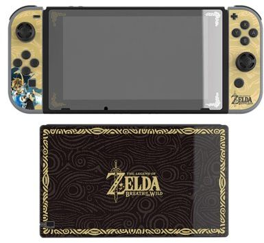 Folia PDP Skin Zelda Breath Of The Wild