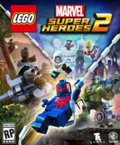 LEGO Marvel Super Heroes 2 (PC) Steam