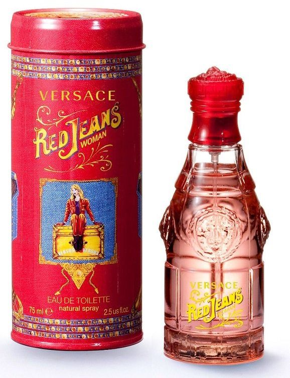 Versace Red Jeans woda toaletowa - 75ml