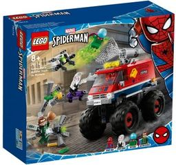 LEGO Super Heroes - Monster truck Spider- Mana kontra Mysterio 76174