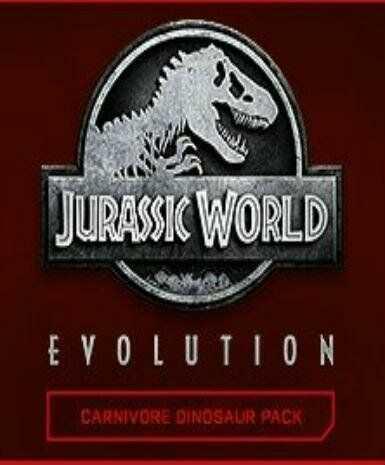 Jurassic World Evolution: Carnivore Dinosaur Pack (PC) STeam