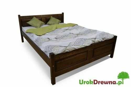 Łóżko sosnowe Filonek II 180x200