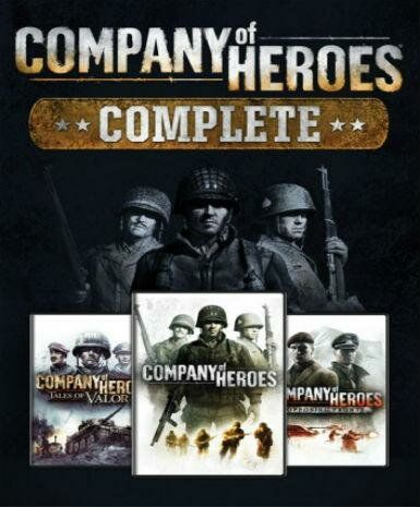 Company of Heroes - Complete Pack (PC) Steam