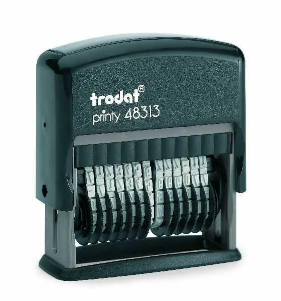 Numerator TRODAT 48313 - X05133