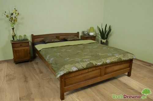 Łóżko drewniane bukowe Filonek 180 x 200