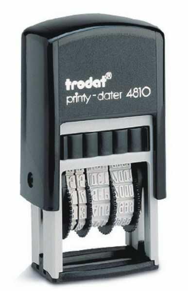 Datownik TRODAT 4810 POLSKA 4 mm - X06301