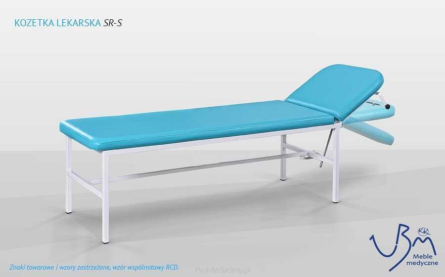 Stół rehabilitacyjny, kozetka SR-S