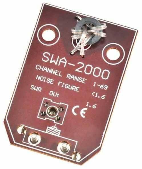 Wzmacniacz antenowy Dpm DX7770 35 dB