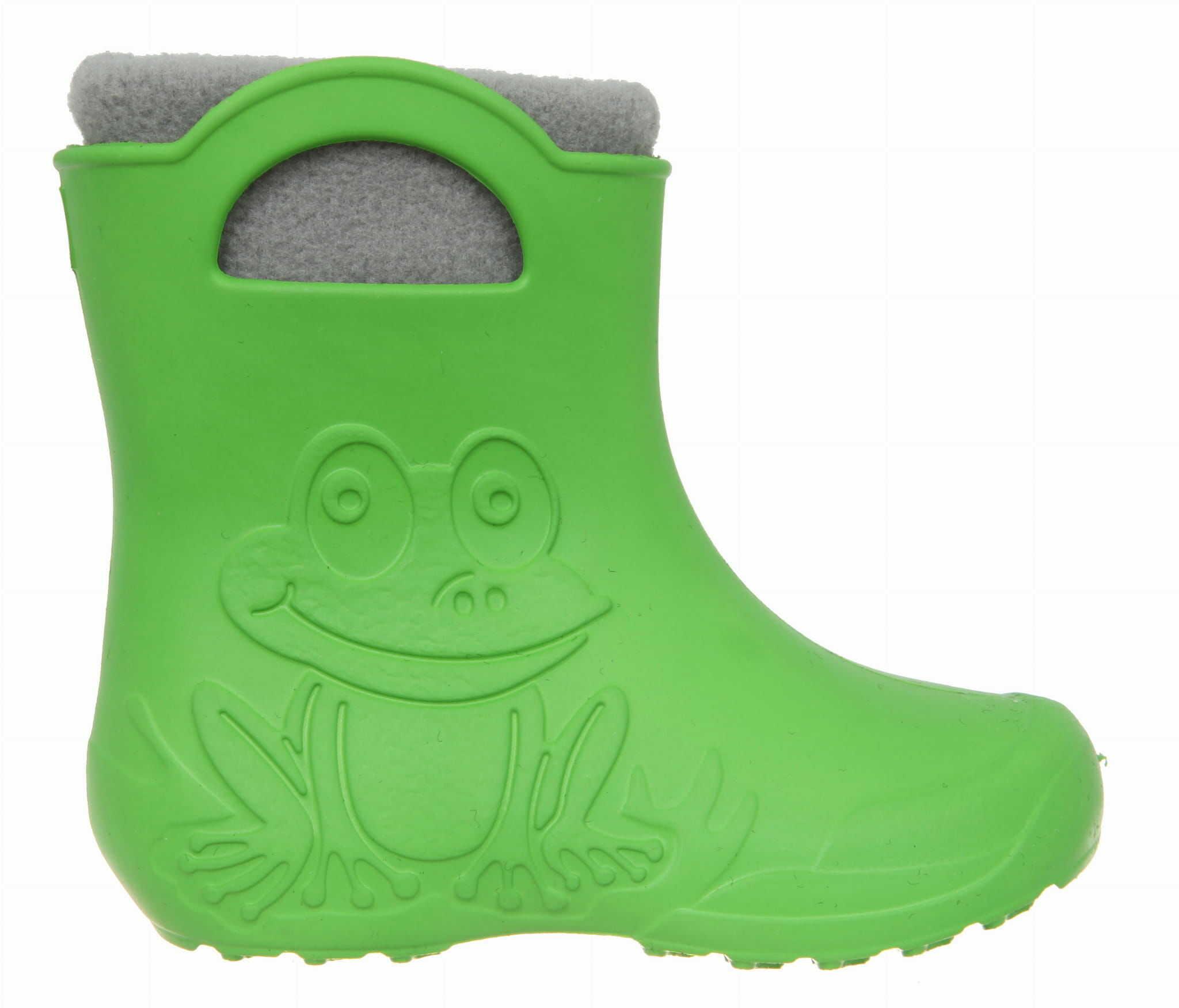 ZETPOL kalosze dziecięce EVA Frog Green wkład ocieplający