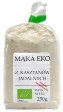 Mąka z kasztanów jadalnych BIO 250 g Viands