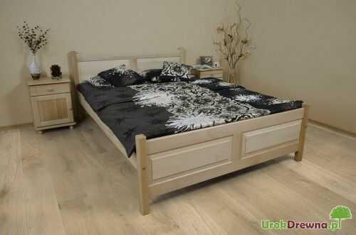 Łóżko drewniane bukowe Filonek II 160 x 200