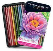 Prismacolor Premier zestaw 12 kredek Botanical