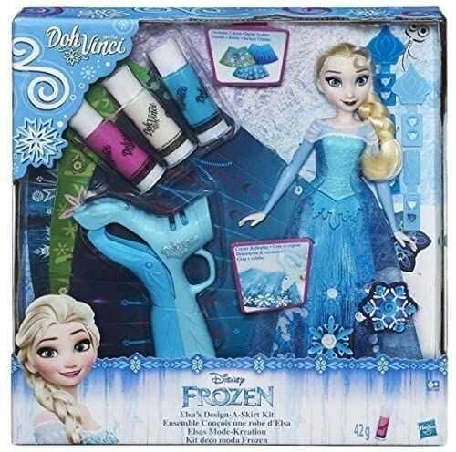 Hasbro Disney Królowa lodu Anna modna kreacja z DohVinci