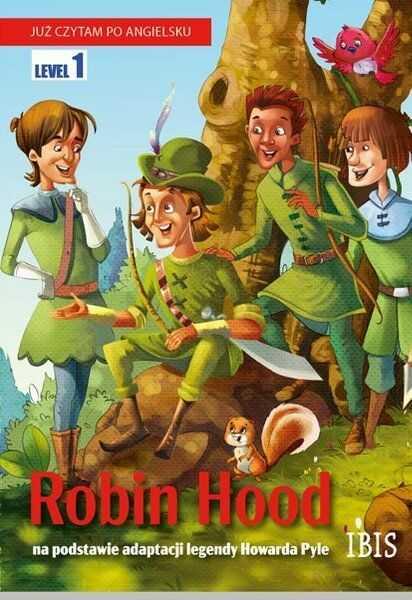 Robin Hood. Już czytam po angielsku - Opracowanie zbiorowe