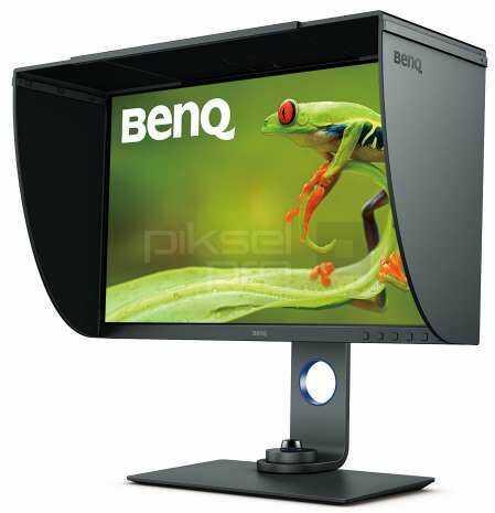 Monitor BENQ SW270C - 27 cali