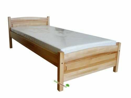 Łóżko drewniane BUKOWE Filonek 90 x 200