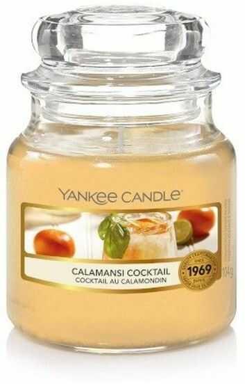 Yankee Candle Calamansi Cocktail świeczka zapachowa 104 g