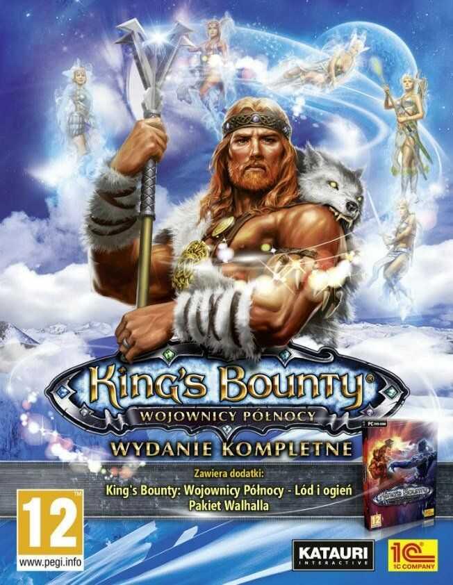 King s Bounty: Wojownicy Północy Wydanie Kompletne (PC) PL klucz Steam