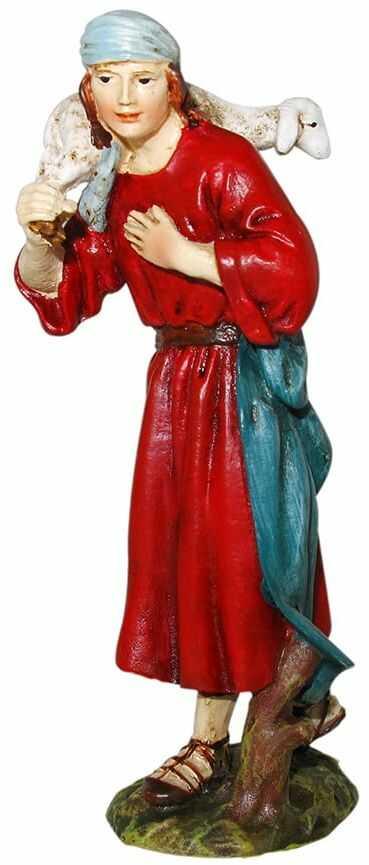 Figurka pastuszka do szopki, 11 cm