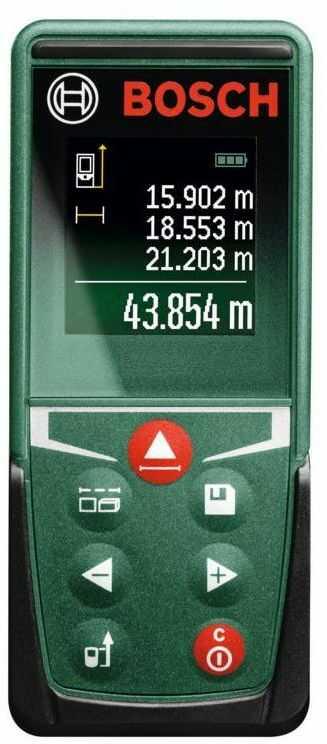 Dalmierz laserowy UD50 50 m BOSCH