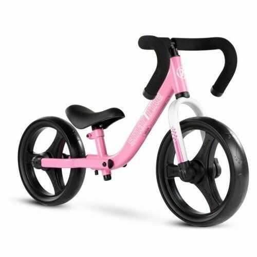 Smart Trike rowerek biegowy różowy