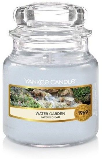 Yankee Candle Water Garden świeczka zapachowa 104 g