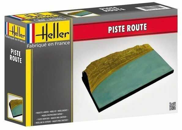 Diorama / Podkładka Modelarska Polna Droga 1/35 Heller