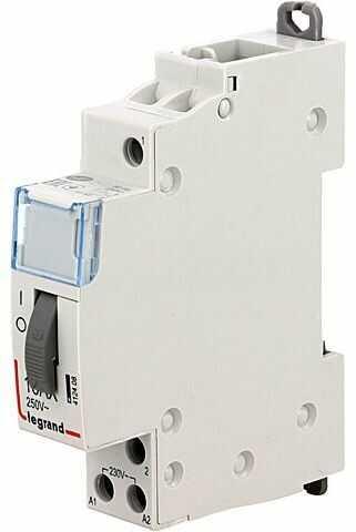 Przekaźnik instalacyjny LEGRAND bistabilny SPST-NO Ucewki:230VAC