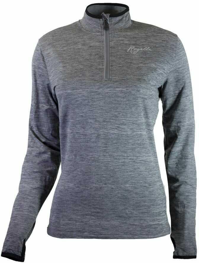 Rogelli Damska koszulka do biegania Carina 2.0, melanż, rozmiar 2XL