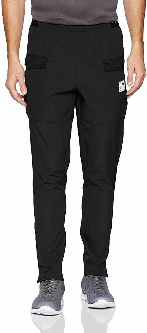 PUMA Ftblnxt męskie spodnie dresowe Puma Black-charcoal Gray XL