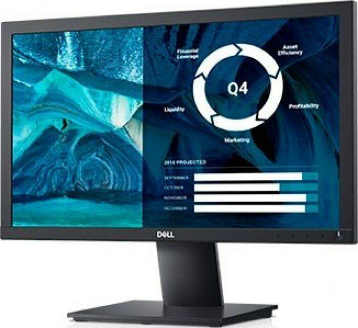 Dell Monitor E2020H 19.5'' LED TN (1600x900) /16:9/VGA/DP 1.2/3Y PPG