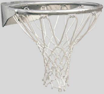 Obręcz do koszykówki model 264.4 skrzynkowa cynkowana