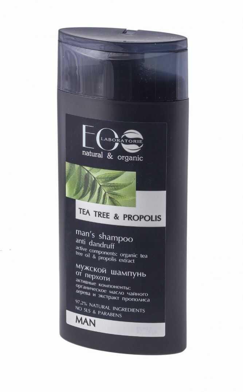 EOLAB EOLaboratorie Man Szampon do włosów przeciwłupieżowy 250ml