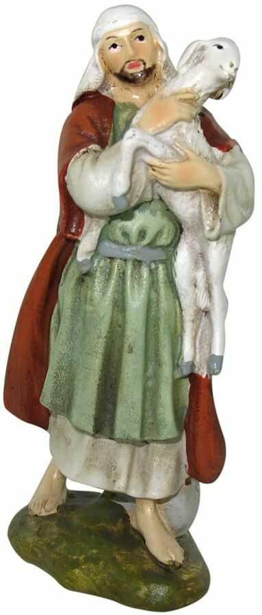Figurka pastuszka do szopki, 10 cm