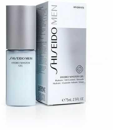 Shiseido Men Hydro Master Żel nawilżający do twarzy - 75ml Do każdego zamówienia upominek gratis.