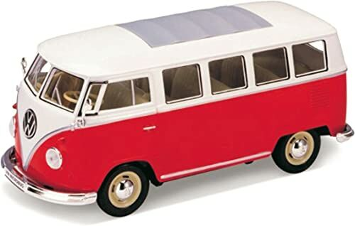 CARS & CO COMPANY 327 5621 - Welly VW Bus ''62