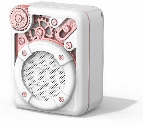 DIVOOM ESPRESSO - white - Głośnik Bluetooth +9 sklepów - przyjdź przetestuj lub zamów online+