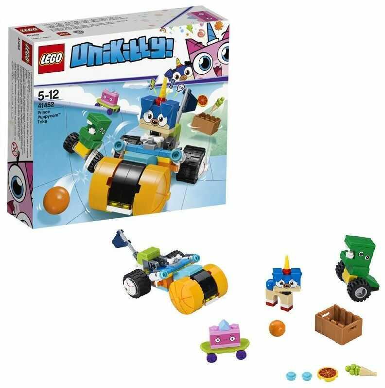 Klocki Lego 41452 Unikitty Rowerek Księcia Piesia