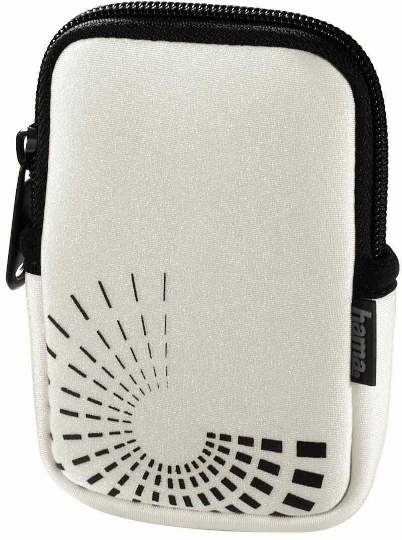 Hama Fancy Neopren Circle 60C torba na aparat kompaktowy biała