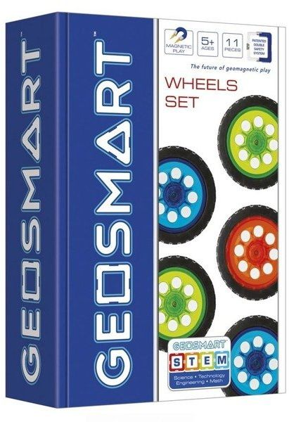 Geo Smart Wheels Set (11 części) IUVI Games