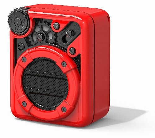 DIVOOM ESPRESSO - red Głośnik Bluetooth +9 sklepów - przyjdź przetestuj lub zamów online+