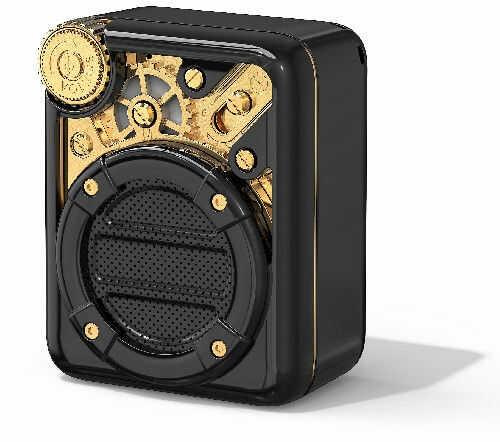DIVOOM ESPRESSO - black - Głośnik Bluetooth +9 sklepów - przyjdź przetestuj lub zamów online+