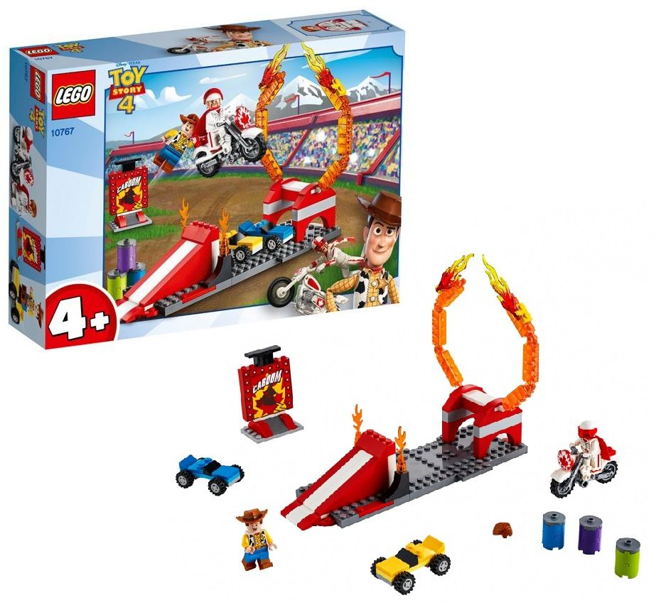 Klocki Lego 10767 Juniors Pokaz Kaskaderski Diuka