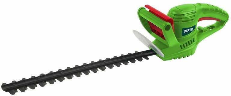 Nożyce do żywopłotu 600W szerokość cięcia 450 mm 52G567