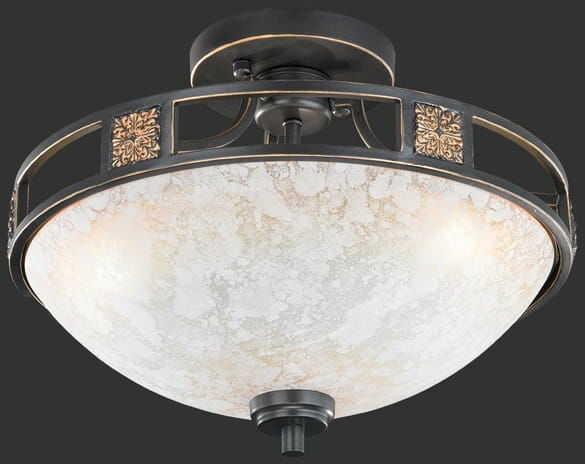 Trio QUINTA 608100324 plafon lampa sufitowa