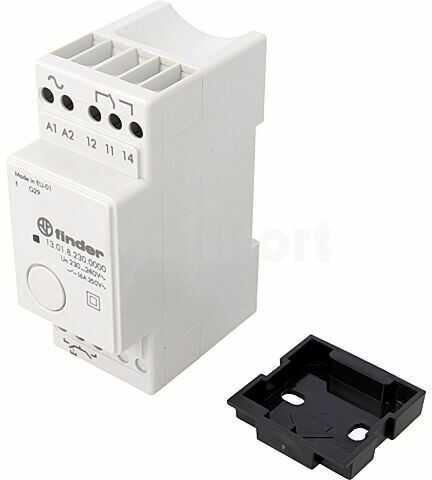 Przekaźnik instalacyjny FINDER bistabilny, monostabilny SPDT 230VAC