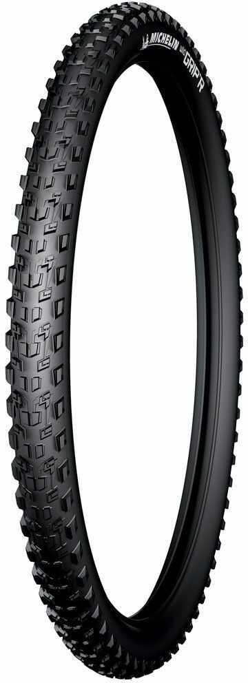 Michelin Unisex''s WILD GRIP''R2 ADVANCED opony bezdętkowe, czarne, 27,5 x 2,35 cm