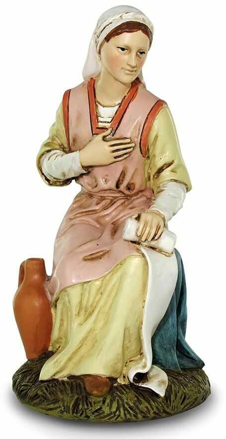 Figurka do szopki, Maryja,15 cm