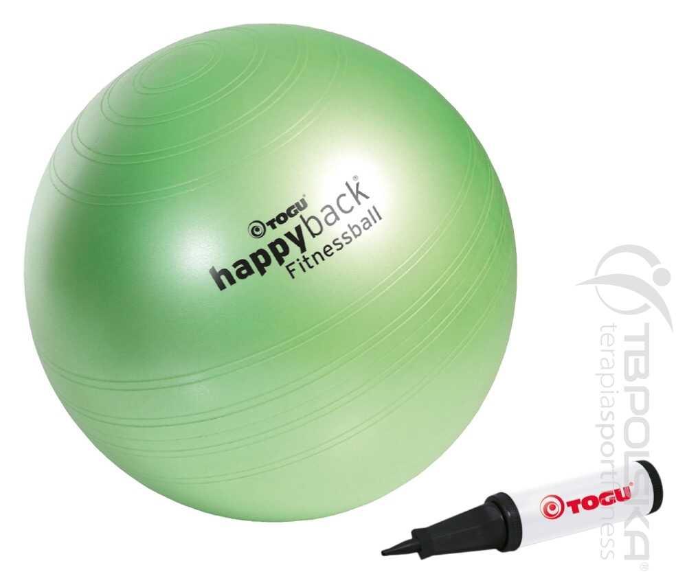 Piłki gimnastyczne HappyBack