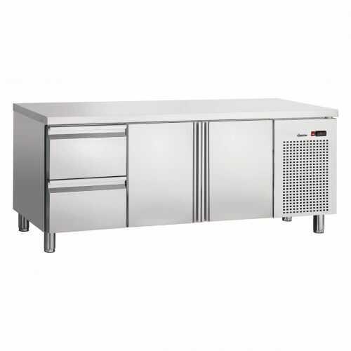 Stół Chłodniczy S2T2-150 2-Drzwiowy z 2 Szufladami